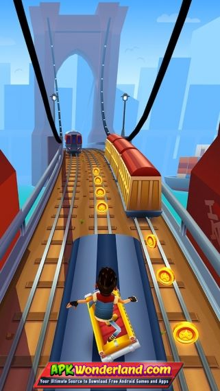 Subway Surfers 1 91 1 Apk Mod Free Download for Android - APK Wonderland