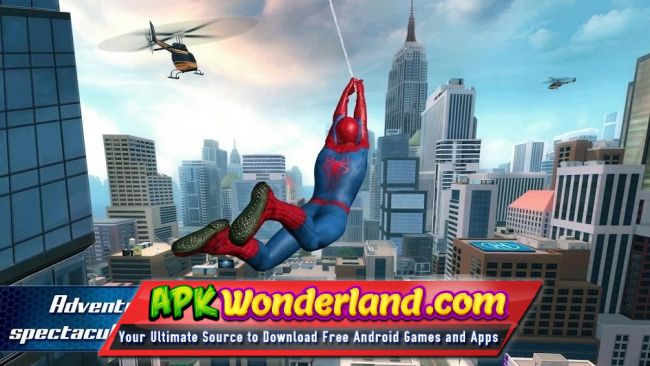 spider man 2 game free download for android apk