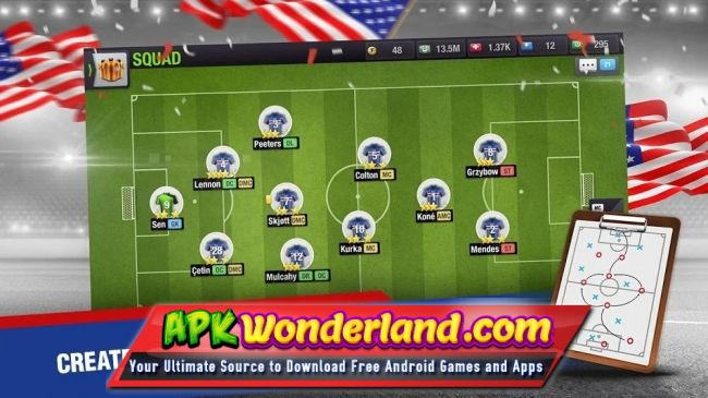 top eleven apk free download