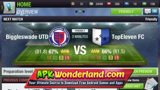 Top Eleven 2018 7 5 Apk Free Download For Android Apk