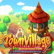 Town Village 1.7.2 Apk Mod Free Download for Android