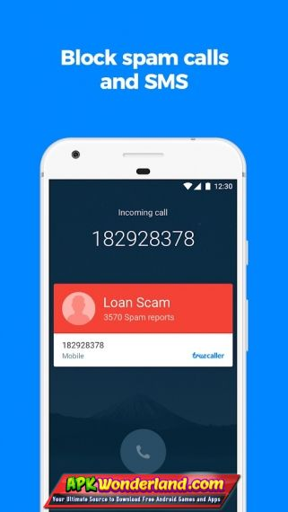 Truecaller Caller ID Dialer 9 12 7 Apk Mod Free Download for Android