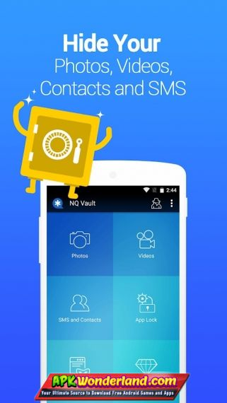 Vault Hide SMS Pics Videos 6 7 40 22 Apk Free Download for Android