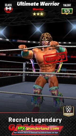 WWE Champions 0 280 Apk Mod Free Download for Android - APK Wonderland