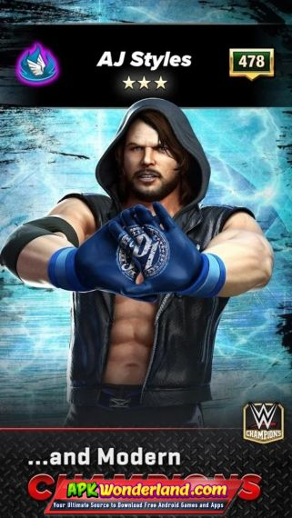 wwe champions apk download