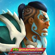 Wartide Heroes of Atlantis 1.10.62 Apk Mod Free Download for Android
