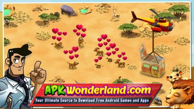 Wonder Zoo Animal rescue 2 0 8p Apk Mod Free Download for Android