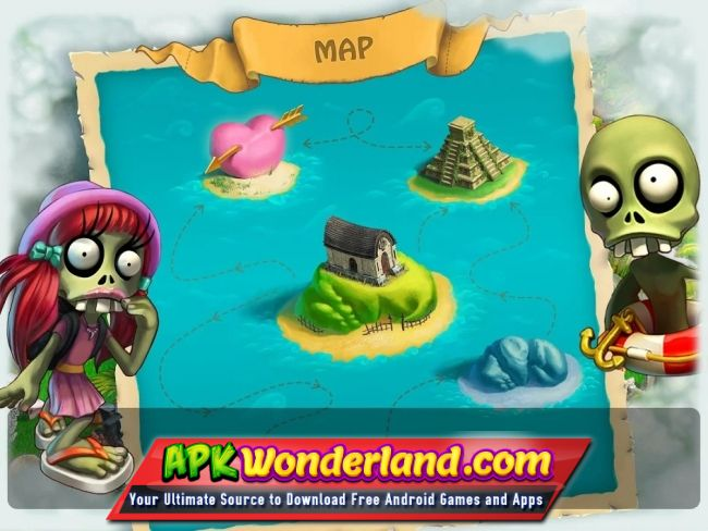 Zombie Castaways 2 33 Apk + Mod Free Download for Android