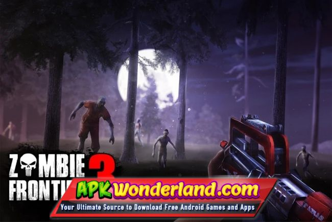 Zombie Frontier 3 2 11 Apk + Mod Free Download for Android