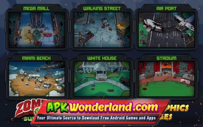 Zombie Survival Game of Dead 3 1 5 Apk Mod Free Download for Android