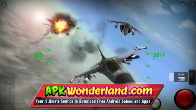 AirFighters 4 1 5 Apk + Data Free Download for Android - APK Wonderland
