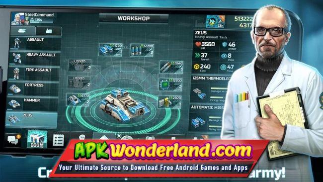 APK Wonderland