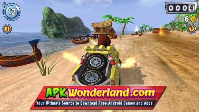 Beach Buggy Blitz 1 5 Apk + Mod Free Download for Android