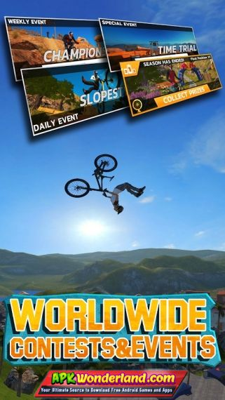 Bike Unchained 2 1 6 4 Apk Data Free Download For Android Apk