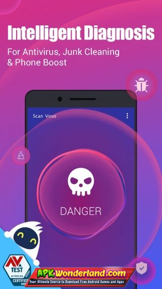 CM Security AppLock & AntiVirus VIP 4 7 4 Apk Free Download