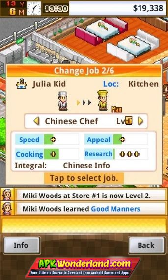 Cafeteria nipponica apk review youtube.
