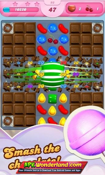 download candy crush friends mod apk