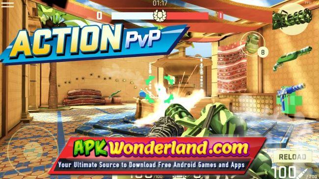 Combat Assault FPP Shooter 1 8 12 Apk + Mod Free Download