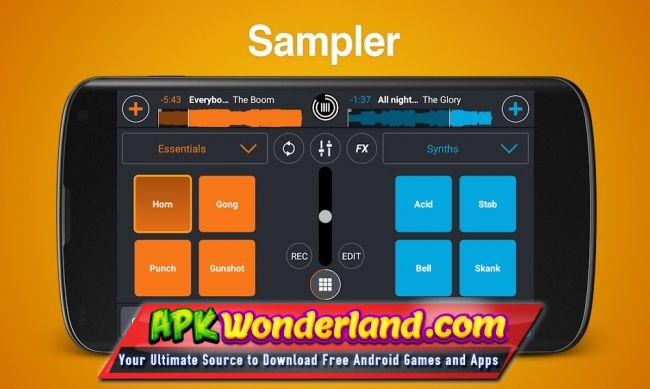 Cross DJ Pro 3 3 2 Donated Apk Free Download for Android