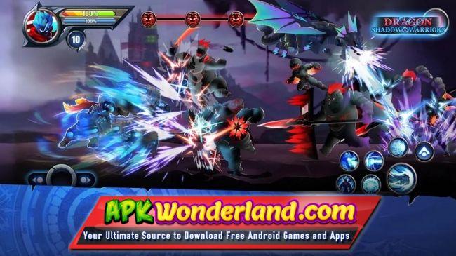 Dragon Shadow Warriors Last Stickman Fight Legend 1 8 6 Apk + Mod