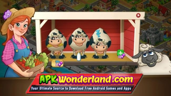mod apk hay day android 1