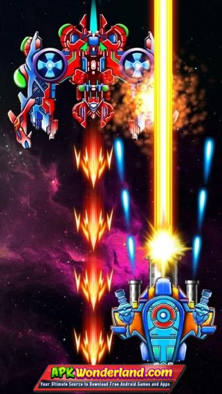 Galaxy Attack Alien Shooter 5 83 Apk + Mod Free Download for Android
