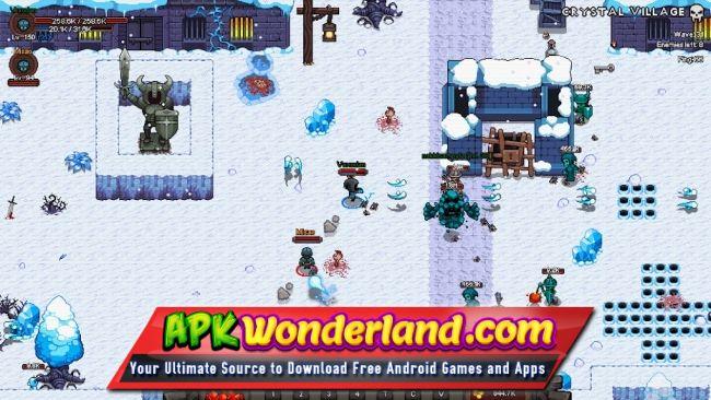 Hero Siege Pocket Edition 2 4 1 Apk + Mod Free Download for