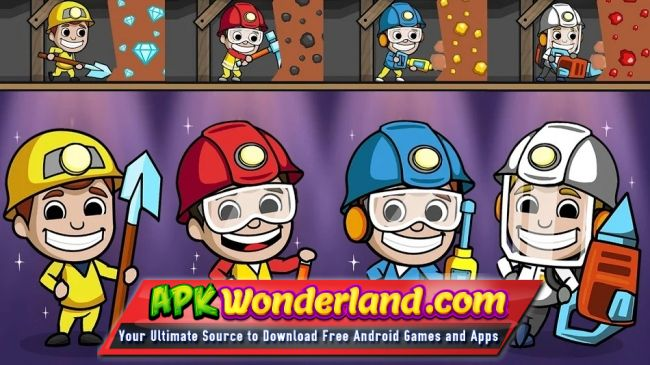 Idle Miner Tycoon 2.17.2 Apk + Mod Free Download for ...