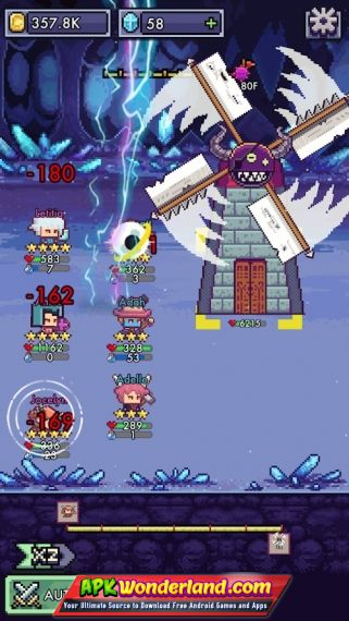 Infinite Knights 1 0 0 Apk + Mod Free Download for Android