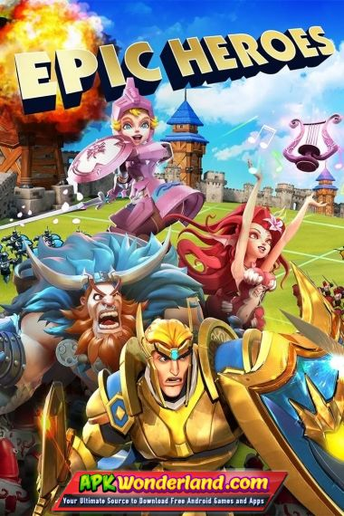 Lords Mobile 1 80 Full Apk+ Data Free Download for Android - APK