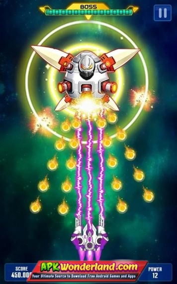 Space Shooter Galaxy Shooting 1 264 Apk + Mod Free Download