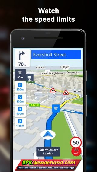 free download sygic gps navigation for android full version