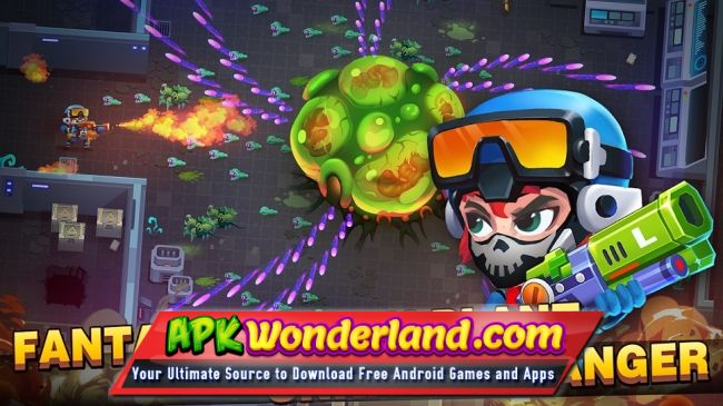 Aliens Agent Star Battlelands 1 0 2 Apk + Mod Free Download