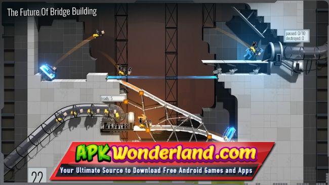 Bridge Constructor Portal 3 0 Apk Full + Mod Free Download