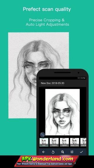 CamScanner Phone PDF Creator 5 8 0 20181011 Apk Free