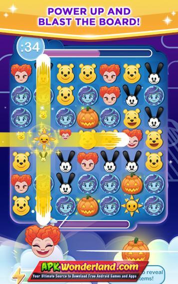 Disney Emoji Blitz 23 1 1 Apk + Mod Free Download for