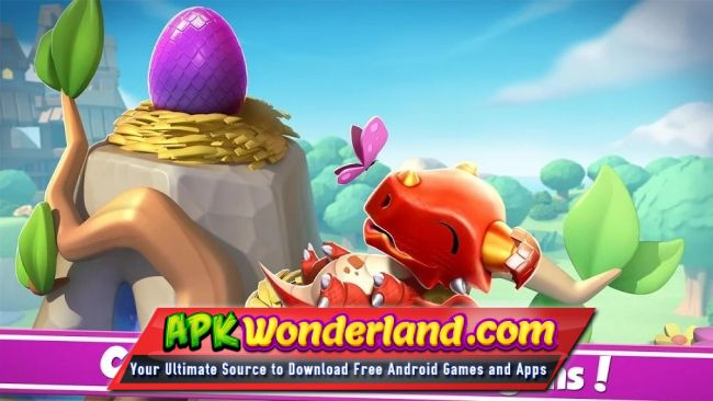 Dragon Mania Legends 4 1 0p Apk Free Download for Android - APK