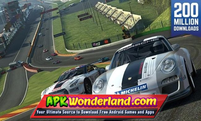 Real Racing 3 6 6 1 APK + Data Free Download for Android