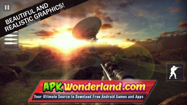 Sniper Extinction 1 0007 Apk + Data Free Download for