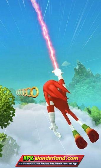 Sonic dash gratis scarica