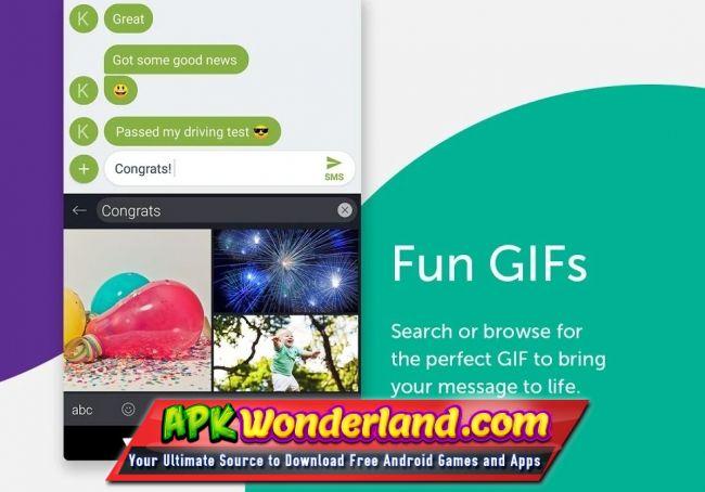 SwiftKey Keyboard 7 1 5 21 Apk + MOD Free Download for