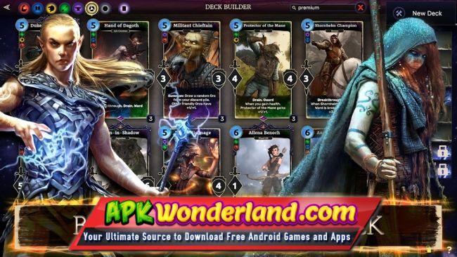 The Elder Scrolls Legends 2 0 3 Apk + Data Free Download for