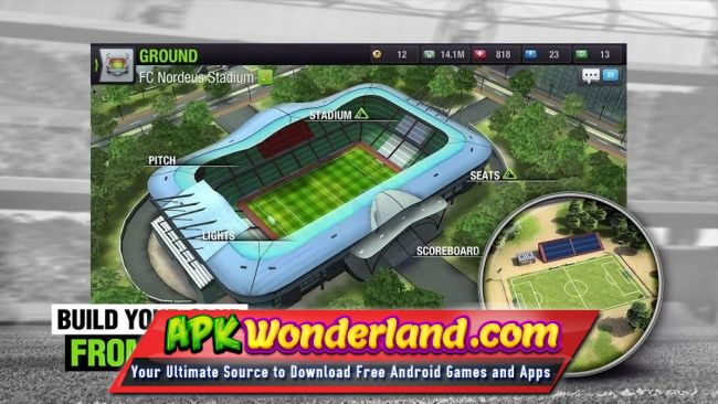 Top Eleven 2018 7 7 1 Apk Free Download for Android - APK