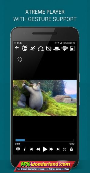 XPlayer HD Media Player 1.5.14 Apk Free Download For