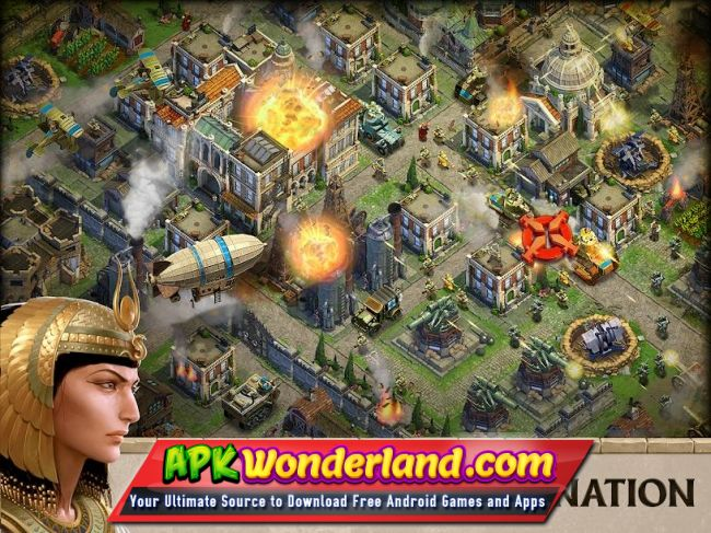 DomiNations Asia Apk Mod Free Download for Android - APK