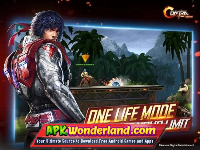 Garena Contra: Return 1 6 Apk Mod Free Download for Android