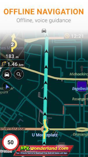 OsmAnd+ Maps & Navigation 3 2 5 Apk Mod Free Download for