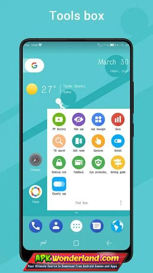 Pi Pie Launcher 2 4 Apk Mod Free Download for Android - APK Wonderland