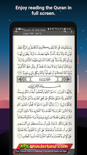 download quran with english translation app