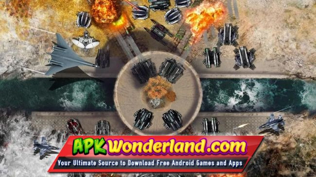 Tower Defense: Final Battle LUXE Apk Mod Free Download for ...